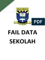 Fail Data Sekolah-cover