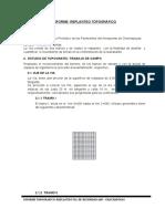 Informe Topográfico_Replanteo