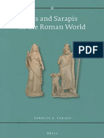 (Religions in the Graeco-Roman World 124) Sarolta a. Takács-Isis and Sarapis in the Roman World-Brill Academic Publishers (1995)