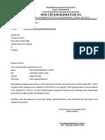 Surat Permohonan Pembuatan Rekening Koran