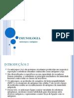 Anticorpos e Antigenos