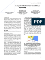 Improved robust algorithm for Exemplar based image inpaiting.pdf