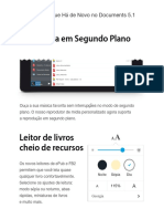 O que há de novo no Documents 5.1
