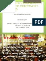 Estado Colombiano, Derechos Colectivos y Sociales