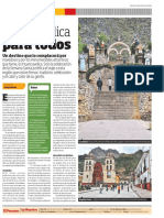 Periplo de Semana Santa, Huancavelica para todos