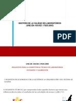 Gestion Calidad Laboratorios_ISO 17205