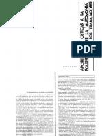 JLdelaMata - Aportaciones Críticas a La Polémica Sobre La Autonomía de Los Trabajadores (Negaciones, Dic 1976)