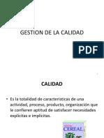 Gestiondelacalidad - 2017