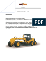 Products Construction Machinery Grader (1)