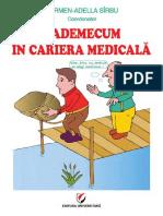 Vademecum in Cariera Medicala