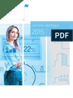 DAIKIN General Catalogue 2015 Part1