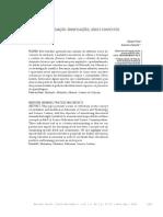 5º (BIBLIOGRAFIA ESPECIFICA) Mediação - Significações, Usos e Contextos