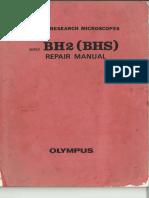 Olympus Bh 2 Bhs Repair Manual Lq