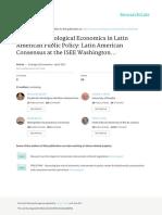 Artigo Aplicação Da EE Na América Latina