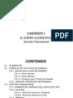 16 Diseño Seccion Transversal