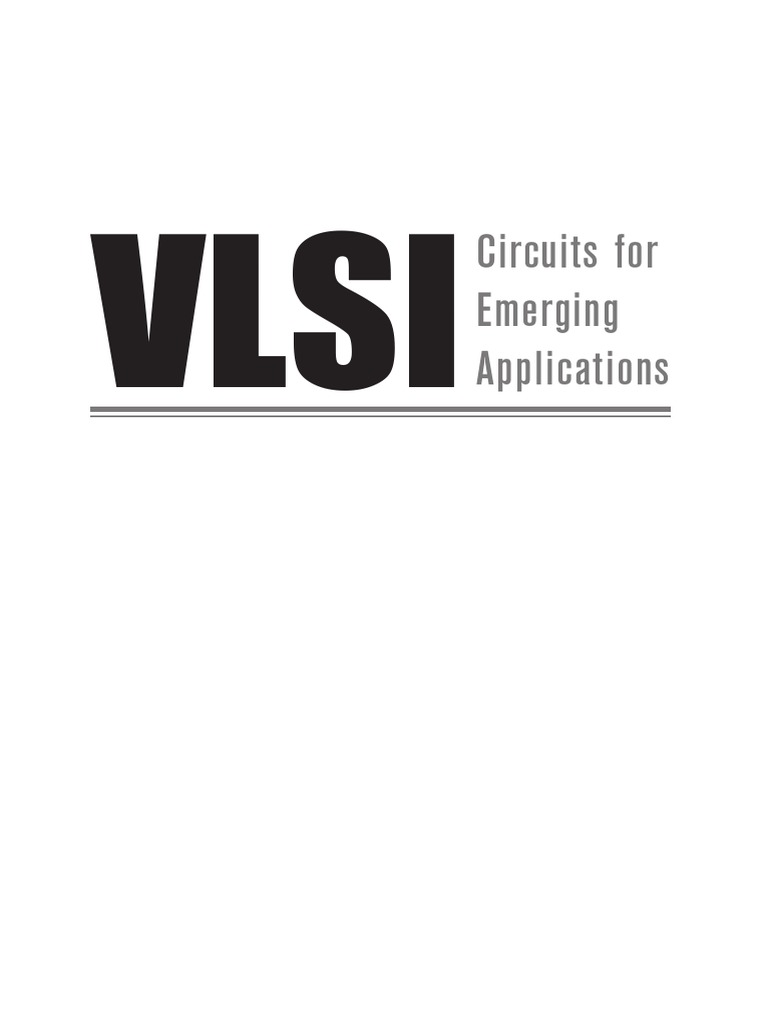 Vlsi Circuits For Emerging Applications Multi Core Processor Gt 6 Battery Tesla Switch 720 Watt Mosfet Circuit Designed Integrated