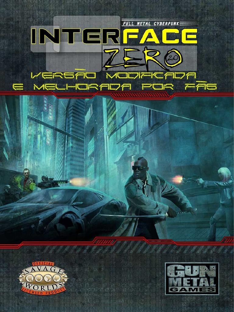 e6464acdea Interface Zero 2.0 Livro Básico - Taverna Do Elfo e Do Arcanios ...