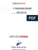 SNOW TICKETING TOLL Pavanservicenowfinal-161125101657