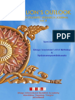 The Lion's Outlook_Sitagu Students' Research Journal_vol-08_2018