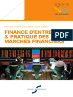 Ouvrage Finance d'Ese