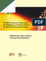 Reforma-procesal-penal Bolivia Ojo Articulos Conluidos