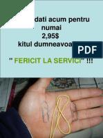 Fericit La Servici