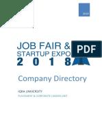 Company Directory