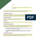 Lengua y  literatura española 3º ESO (Anaya) - Resumen temas 7 y 8