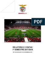 R&C - SL Benfica 2018