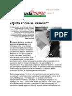 95 a. Bartra Quién Podrá Salvarnos
