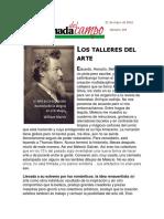 104 a. Bartra Los Talleres Del Arte