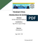 Bombas Ruben Requejo