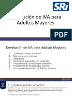 8. Devolución de IVA