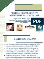 Gestion de Calidad - Ing. Monica Rojas Tuesta