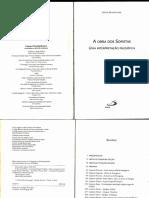 Untersteiner a Obra Dos Sofistas (Sobre Protágoras)