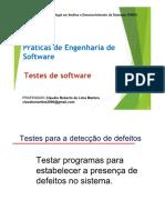 Testes de Software (Parte 01)