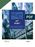 2015 Cahiers Qualite 2015 Vol 2 Original Complet A4