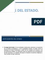 4. Fines Del Estado