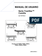 Manual de Operaciones Camillas