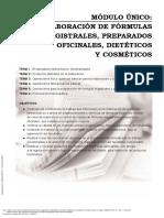 Manual Elaboración de Fórmulas Magistrales, Prepar... ---- (Pg 13--73)