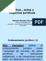Hechos Jurídicos 2012 Rómulo Morales Parte II