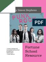 Punk Rock School Resource