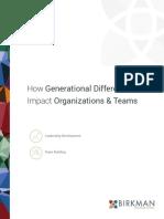Birkman_How Generational Differences Impact Organizations & Teams