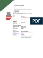 SMTP Configuración