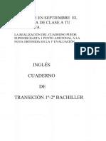 Cuaderno-De-transicion de 1 a 2 Bachill Burlingyon