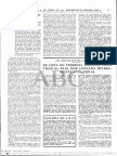 Discurso Huidobro 1937 Diario ABC