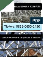 Atap Baja Ringan Jombang, Hub