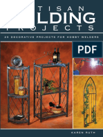 Artisan Welding Projects - 24 Decorative Projects