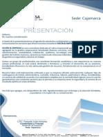 Presentacion VE Cajamarca