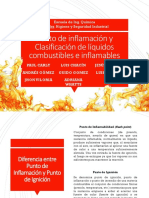 INFLAMABLES